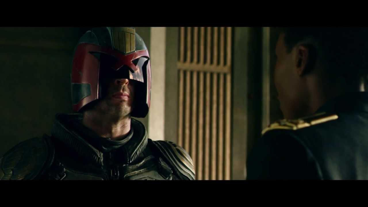 Dredd 3D - Official® Trailer 2 [HD]