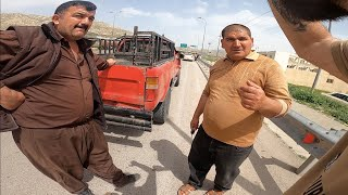Irak Kürdistan'da TÜRKÇE Konuşarak Geziyorum!