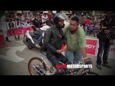 4T125 OPEN - KBS MALAYSIAN DRAG RACE 2013 R3