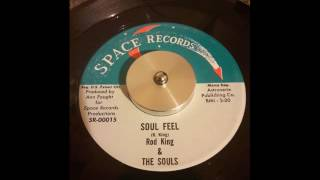 ROD KING & THE SOULS - Soul Feel - SPACE
