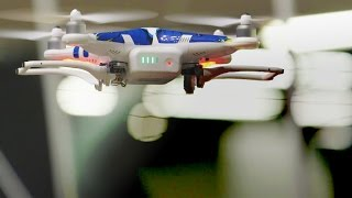 While the drone industry zooms, regulation lags