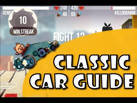 Classic Car Guide | CATS Gameplay | Tips And Tricks For Classic Car