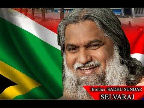 Sadhu Sundar Selvaraj   National Prophetic Conference 2018   Session 1   South Africa