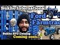 Farmtrac Tractor Parts - Working on SUKHO SPD Catalog (SUKHO)