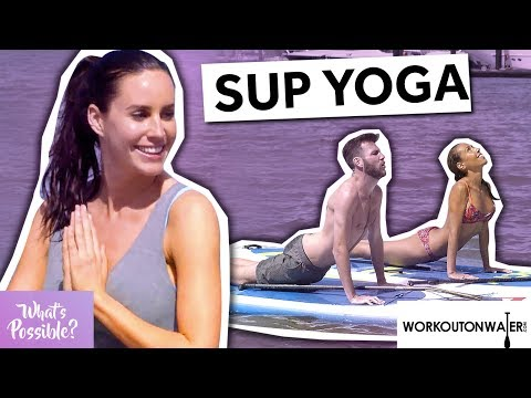 SUP Yoga Sydney | What's Possible?