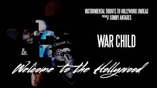 Hollywood Undead - War Child (Instrumental Cover by SonnyAntares)
