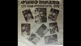 Obuoba J.A Adofo -- Owuo Mpaso