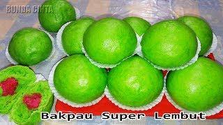 Resep Bakpao Isi Kelapa Super Lembut