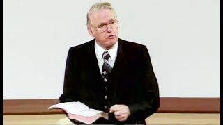 """""""What laws were nailed at the cross?"""" - Pastor Joe Crews"""
