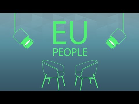 #EUpeople: behind the scenes with Margaritis Schinas