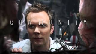 Community Season 3 Return 2012 - Prometheus Trailer