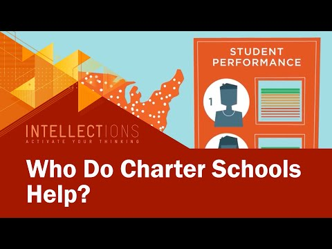 Charter Schools: Helping Those Who Need It Most