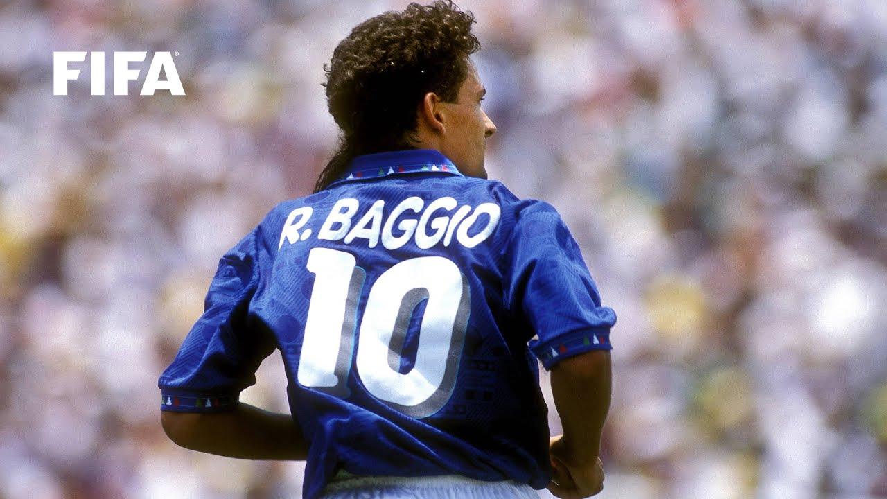 Roberto Baggio | FIFA World Cup Highlights
