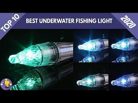 Best Underwater Fishing Light - Top 10 Latest Car LED Lights 2020 (NEW)