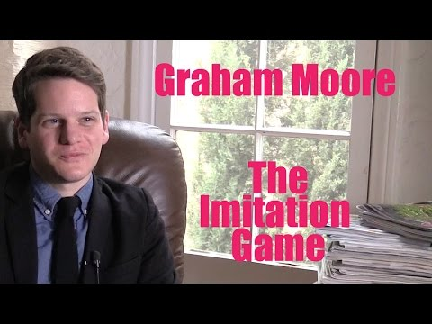 DP30: The Imitation Game, screenwriter Graham Moore