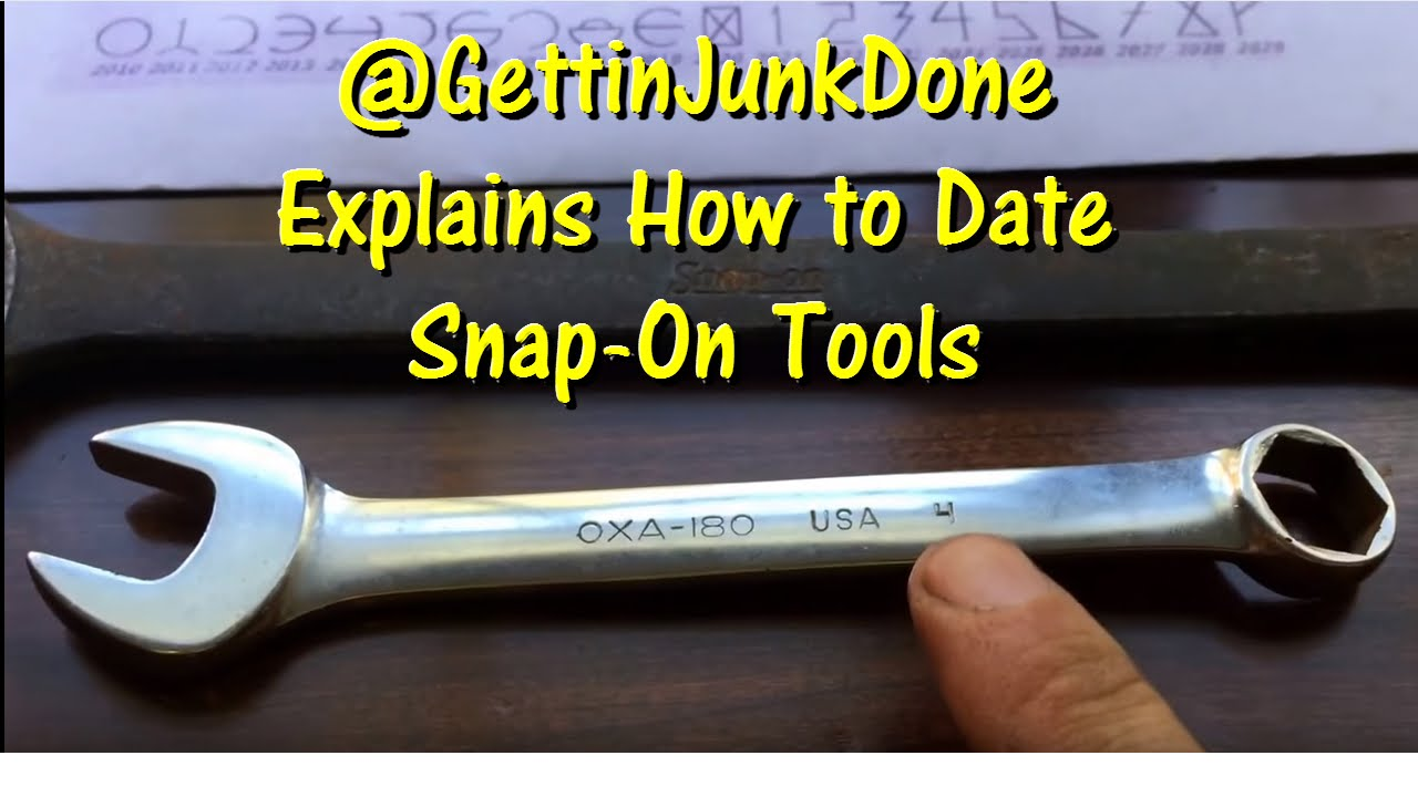 dating snap on tools
