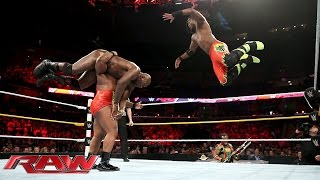 Baixar - The Prime Time Players Vs The New Day Wwe Tag Team Championship Match Raw Sept 14 2015 Grátis