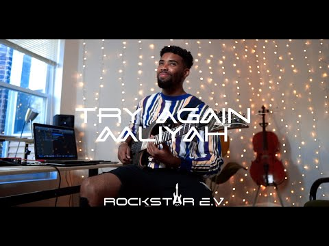Rockstar EV | Try Again - Aaliyah (Guitar Cover 🎸)