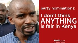 Do you think party nominations in Kenya will be free and fair?