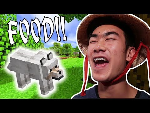 PLAYING MINECRAFT FOR THE FIRST TIME EVER!!! | GING GING