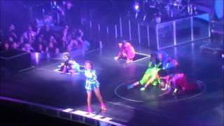 Download Rihanna Loud Tour- London O2 Arena - Entrance & Only Girl In The World. MP3 song and Music Video