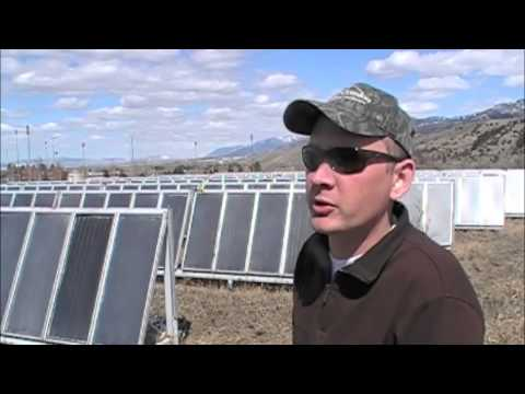 Challenges with Solar Space Heating