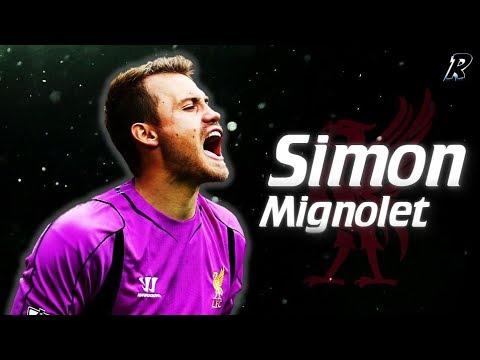 Simon Mignolet 2017/18 Amazing Saves - FC liverpool