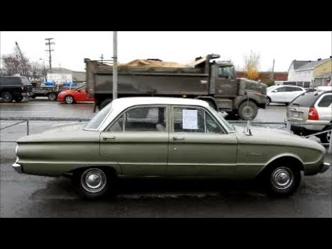 SHARP '60 FORD FALCON SIGHTING FOR SALE IN MONTREAL