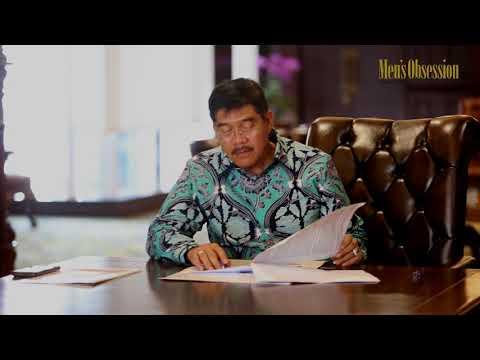 Muhammad Hatta Ali - Ketua Mahkamah Agung Republik Indonesia