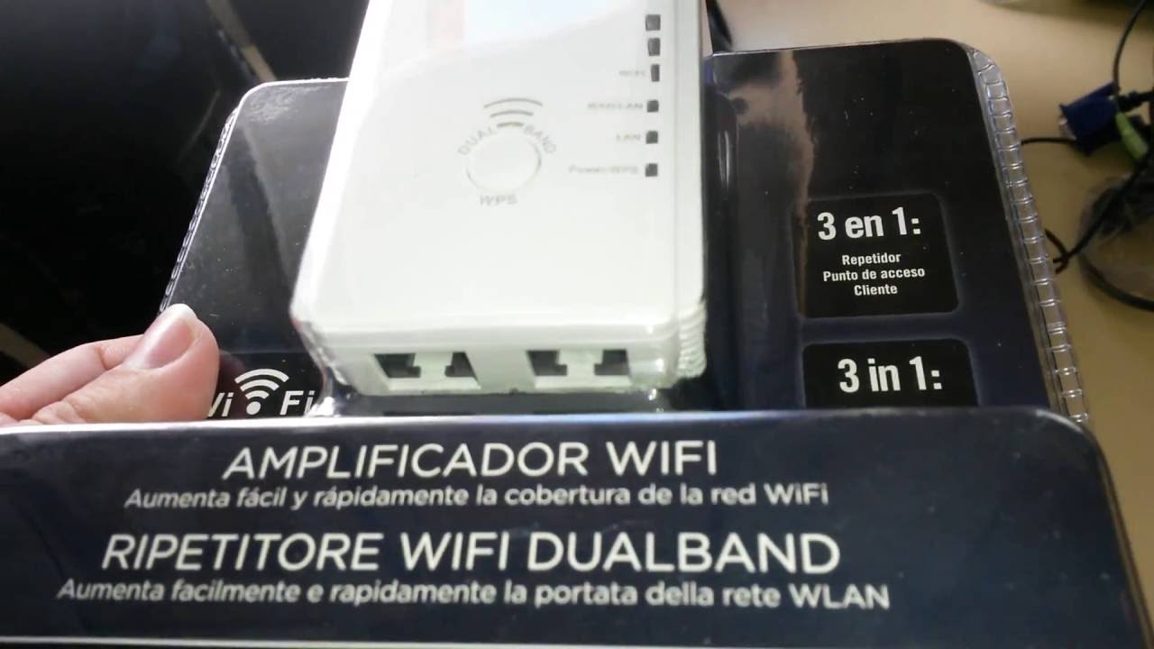 tp link wifi range extender manual