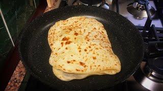 Катмер - турецкий слоеный хлеб! Безумно вкусно и просто!