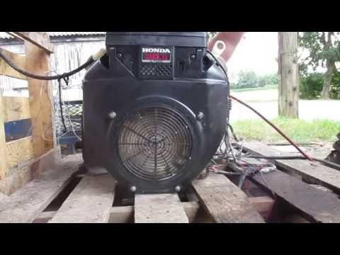 20 HP HONDA V TWIN ENGINE GX620