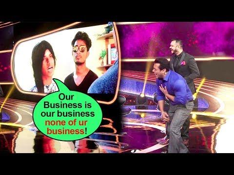 Salman Khan लोट लोट कर हसे Race 3 के ट्रेलर का ऐसा मज़ाकिया Spoof Video देखकर thumbnail