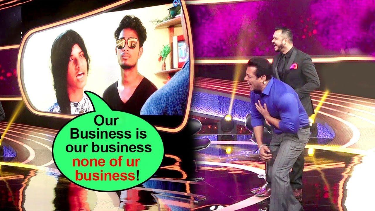Download Salman Khan लोट लोट कर हसे Race 3 के ट्रेलर का ऐसा मज़ाकिया Spoof Video देखकर
