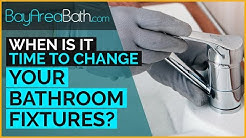 When Is it Time to Change Your Bathroom Fixtures?