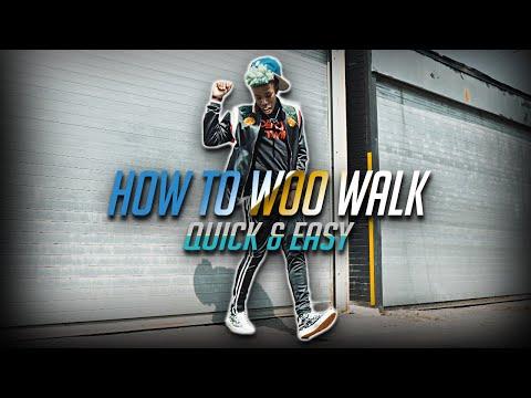 How To Do The Woo Dance Pop Smoke | How To Do the Woo TikTok