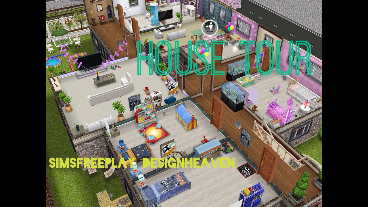 Sims Freeplay House Tour // Family Home - YouTube on sims home design, sims free play fashion designer, play design this home, sims 3 house layouts, sims free play room ideas, sims 3 mobile home, sims bustin' out house designs, design your own home, sims on sims free play house, sims free play theme homes, sims 3 small house plans, this is home, sims free play family house,