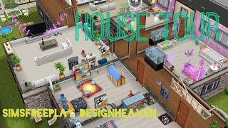 Sims Freeplay House Tour // Family Home YouTube