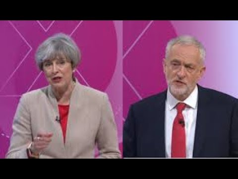 Jeremy Corbyn vs Theresa May| Grenfell Tower Fire
