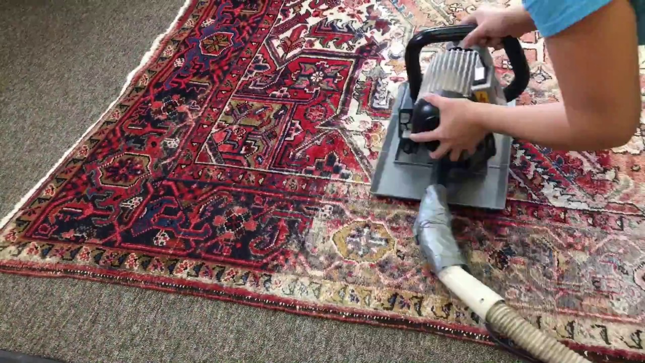 Isberian Rug Company - Rug Revival - YouTube