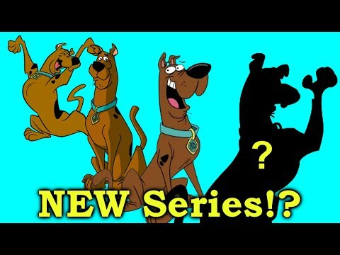 NEW Scooby Doo Series coming!?