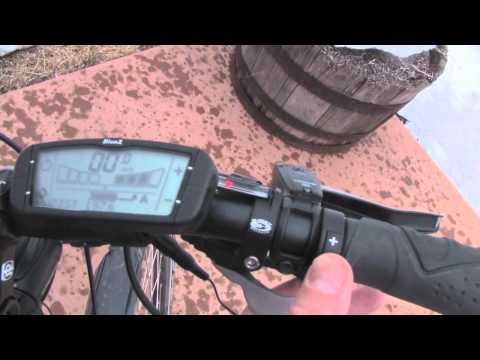 Ohm XS 750 Electric Bike in for Review - Electric Bike Report