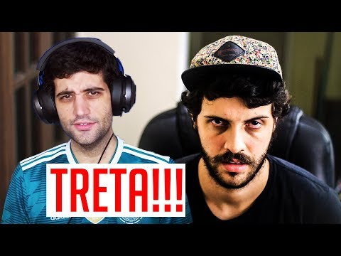 TRETA! REACT DO REACT DO DAVY JONES  Diogo Dete