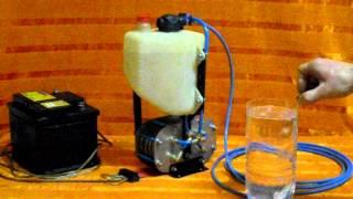HHO generátor hidrogén (Som)