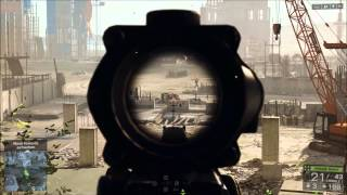 Battlefield 4 1080p Ultra Gameplay on a 500€ Budget Pc