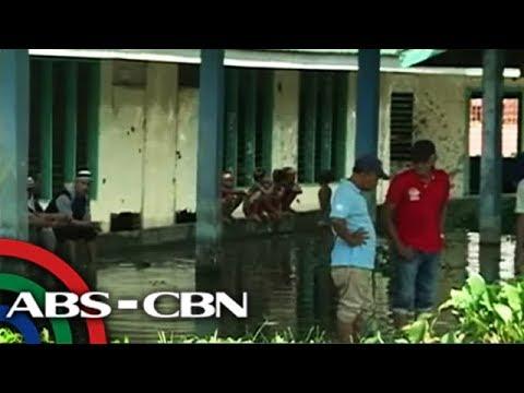 Ilang paaralan sa Maguindanao lubog pa rin sa baha | Bandila