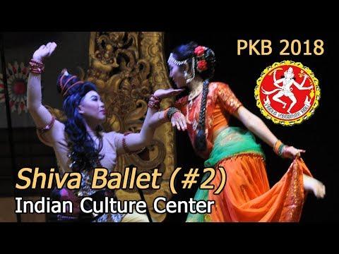 [2/3] Shiva Ballet by Indian Culture Center / Bali Arts Festival / PKB 2018