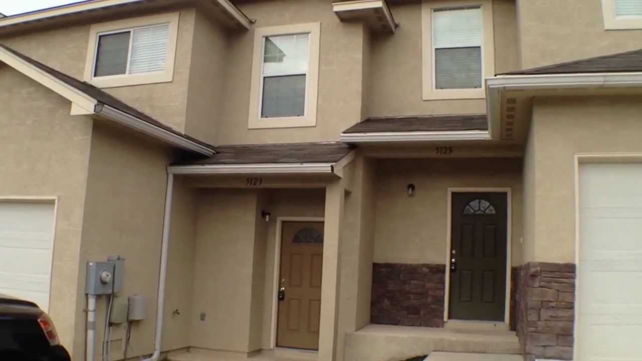 Great San Antonio Townhomes For Rent 3BR/2.5BA By Property Management San Antonio  Texas   YouTube