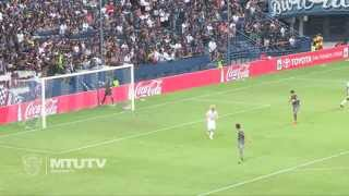 MTUTD.TV Highlight Buriram 0- 0 SCG Muangthong United - Thai Premier League - Round 12