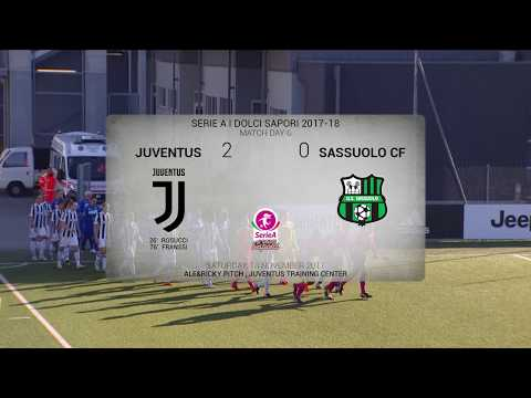 HIGHLIGHTS: Juventus Women vs Sassuolo Femminile